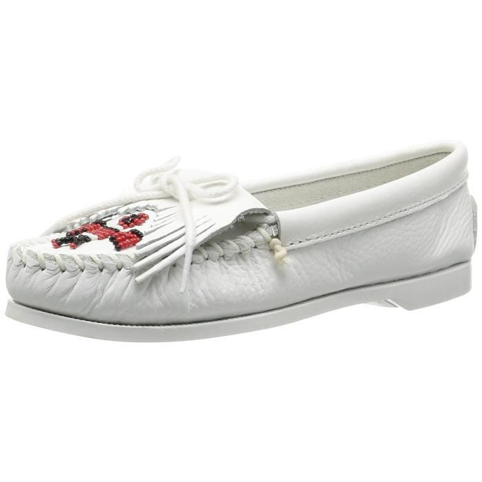 Thunderbird Moccasin lisse DUF5G Taille-40 1-2