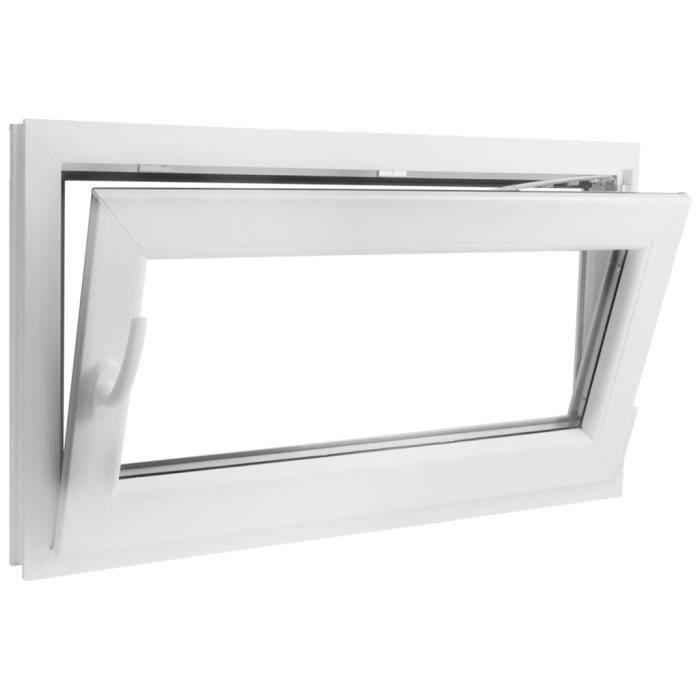 1000 X 600 Mm Fenêtre Oscillo Battante Poignée à Gauche Avec Double Vitrage  Isolation Thermique Système Du0027ouverture Porte Pliable