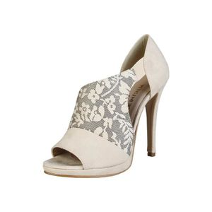 Made in Italia - Sandales pour femme (IOLE_BEIGE_COCARDE) - Brun CYno5qWFCU