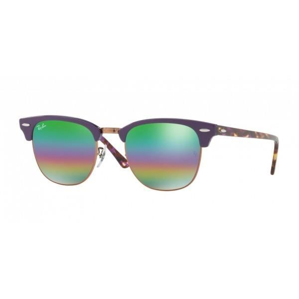 Ray-Ban Clubmaster RB3016-1221C3 49