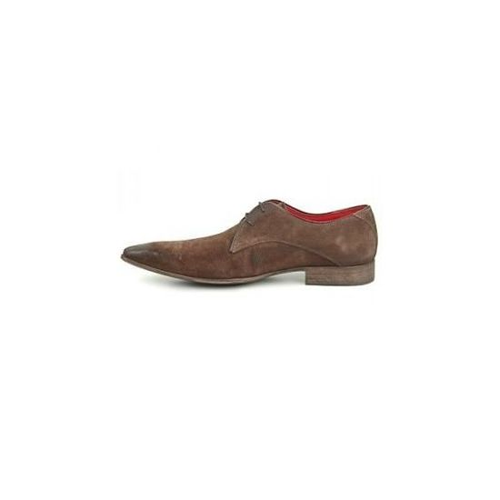 Chaussures Redskins Pekan Choco