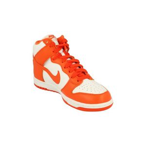 Nike Femme Dunk Retro QS Hi Top Trainers 854340 Sneakers Chaussures 100 VWy0INfRf5