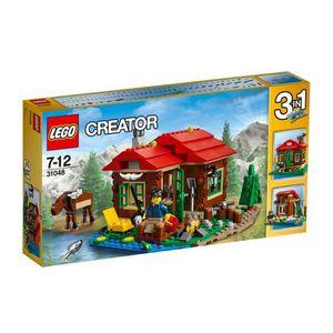 LEGO? Creator 31048 La Cabane au Bord du Lac
