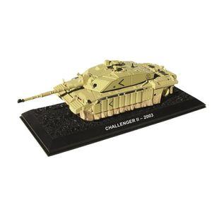 KIT MODÉLISME Diecast 1:72 British Tank Model (bg-20) D52KI