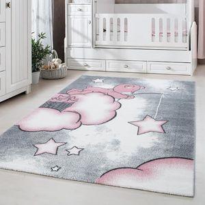 TAPIS Tapis enfant chambre d'enfant chambre de bébé ours