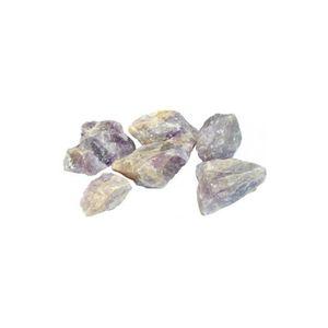 PIERRE VENDUE SEULE Lot de 400gr d ' améthyste brute d' Inde pierre…