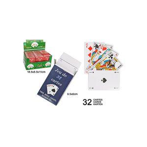 CARTES DE JEU Jeu de 32 cartes