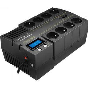 ONDULEUR NITRAM ONDULEUR POWER BOXX 700VA CYBERPOWER SYSTEM