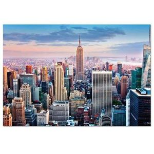 98ed370906c1 Puzzle New-York - Achat   Vente Puzzle New-York pas cher - Cdiscount ...