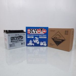 BATTERIE VÉHICULE Batterie Kyoto Moto MOTO GUZZI 750 Targa 1990-1992
