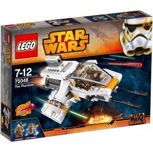 ASSEMBLAGE CONSTRUCTION LEGO® Star Wars 75048 Le Fantôme