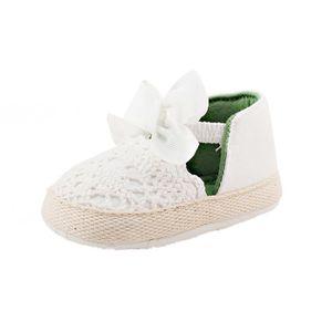 Frankmall®Chaussures de bébé Sneaker anti-dérapante Soft Sole enfant en toile GRIS#WQQ0926424 jmYpghdYrw
