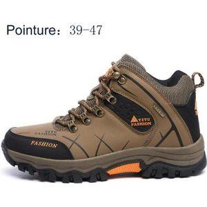 Conception innovante db6cc 2640d Chaussure homme de marche randonnee impermeable