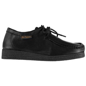 MOCASSIN Ben Sherman Quad Wallabee Mocassins Chaussures À L