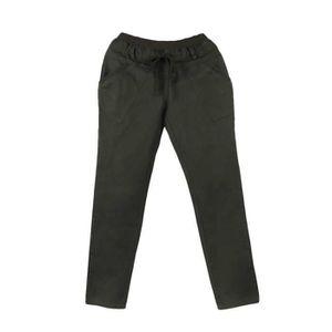a698c0a3a013 Pantalon femme taille élastique - Achat   Vente pas cher - Cdiscount