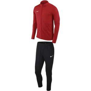 ab56c236d2ab5 SURVÊTEMENT Survetement Nike Park Dry Rouge Enfant