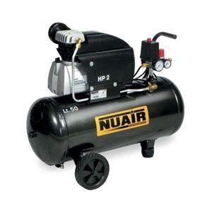 COMPRESSEUR Promo Nuair - Compresseur à air 2CV 1,5kW Monophas