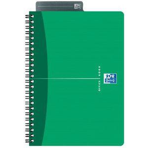 FEUILLET MOBILE OXFORD Cahier reliure intégrale A5 - 180 pages - P