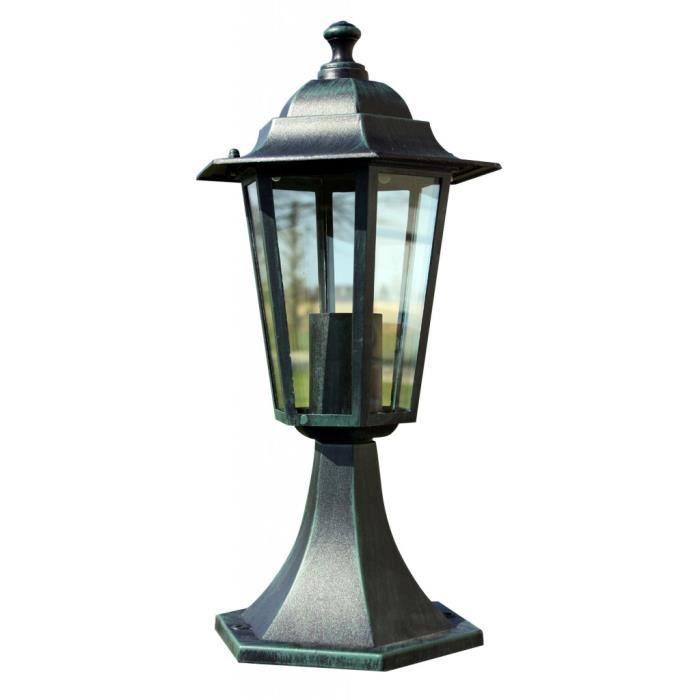 Magnifique Lampe Exterieure Sur Pied 41 Cm Achat Vente