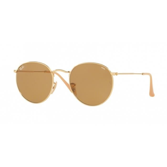 c27f2cabe3fc1a Ray-Ban RB3447 ROUND METAL cod. couleur 90644I - Achat   Vente ...