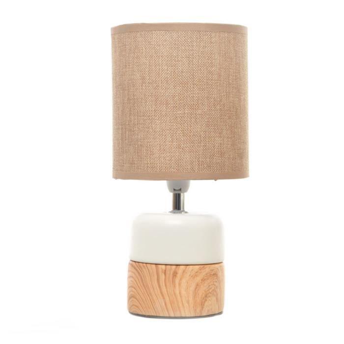 Lampe de chevet zen achat vente lampe de chevet zen - Table de chevet pas cher blanche ...