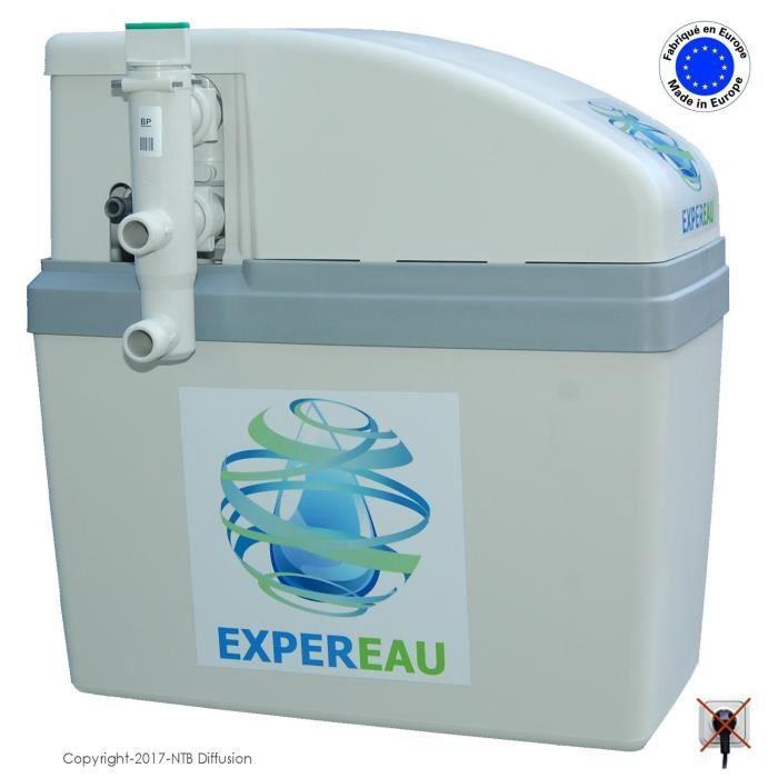 adoucisseur d 39 eau compact sans electricite achat vente adoucisseur d 39 eau adoucisseur d 39 eau. Black Bedroom Furniture Sets. Home Design Ideas