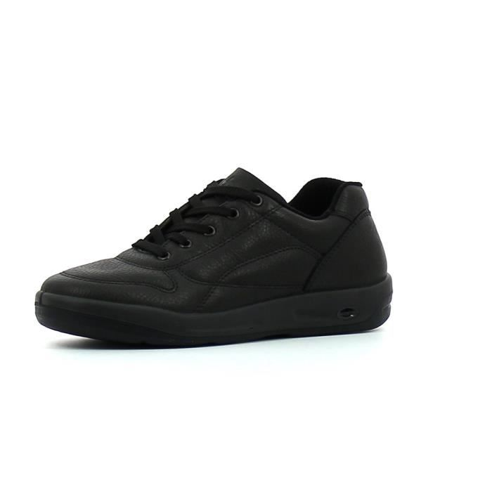 TBS Chaussures de ville Albana Chaussures Everlast noires Fashion homme XeTWhYj0M