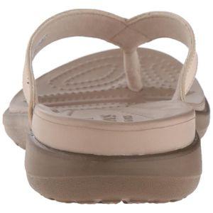 Ii Flip 39 Kadee Taille Flip Crocs flops WFRIB Women's W T4XqOEw