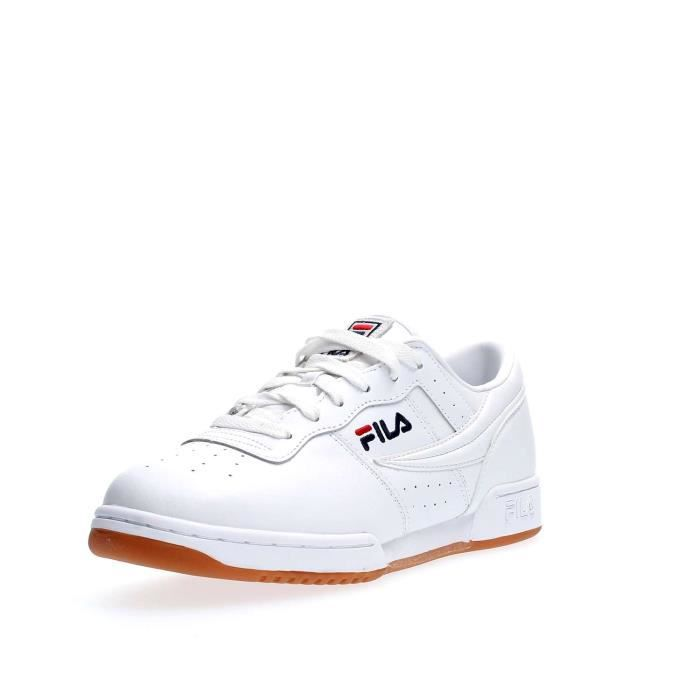 40 WHITE Homme Homme FILA FILA WHITE SNEAKERS 40 SNEAKERS 4R8qdEwYR