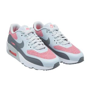 Nike Big Kids Air Max 90 Leather Running Shoes GE5ZZ sKG35