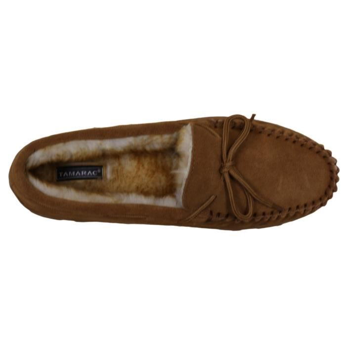 Utah Faux Shearling Lined Slipper XCB38 Taille-42
