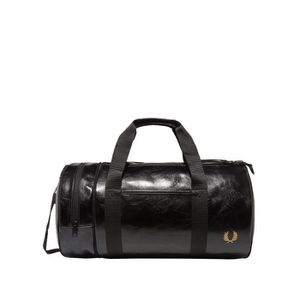 VALISE - BAGAGE Fred Perry Duffel Sac Noir Homme L3330-974
