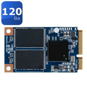 DISQUE DUR SSD Kingston 120Go SSDNow mS200    SMS200S3/120G