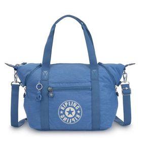 593270c89c SAC À MAIN bagages Sacs Kipling Art Nc - Bleu -Taille Uniqu