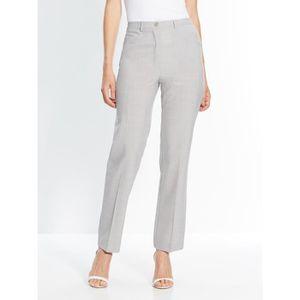 PANTALON Pantalon extensible, stature moins de 1,60m