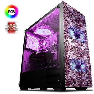 UNITÉ CENTRALE  VIBOX Precision 5 PC Gamer Ordinateur avec War Thu