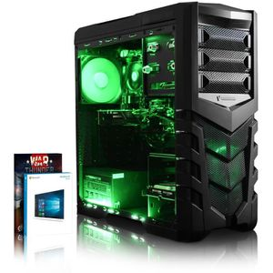 UNITÉ CENTRALE  VIBOX Agile 19 PC Gamer Ordinateur avec War Thunde