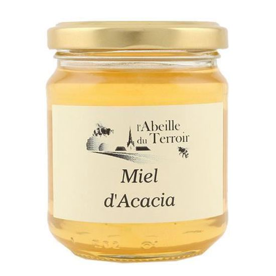 miel d'acacia et intestins