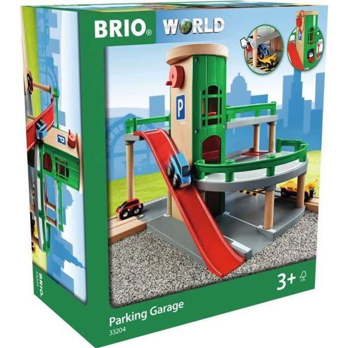 BRIO World - 33204 - Garage Rail / Route