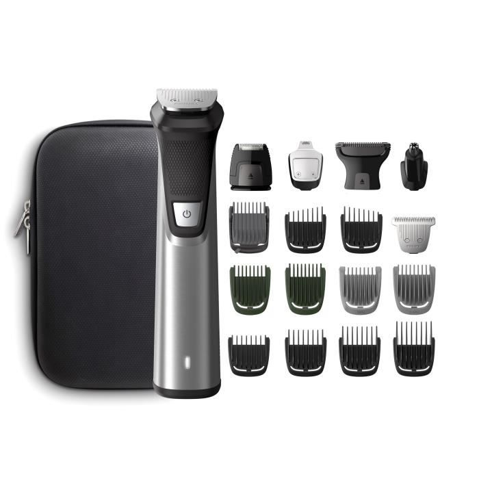 PHILIPS MG7730/15 Tondeuse Multi-Styles - Barbe, cheveux et corps