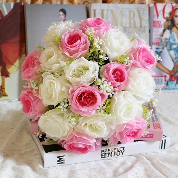 Bouquet De Fleur Artificielle Mariage