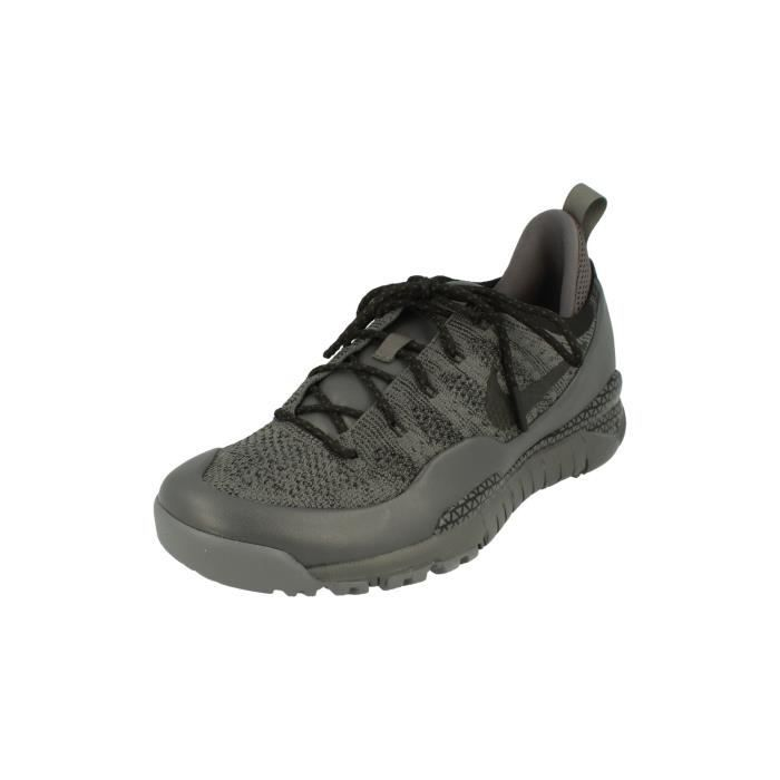 Hommes Flyknit Lupinek Nike Running 882685 001 Trainers Sneakers Low Chaussures SqUOOwt