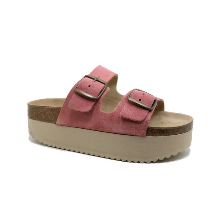 Femme - sandale confort - slow walk - slow walk 30562 - (35)