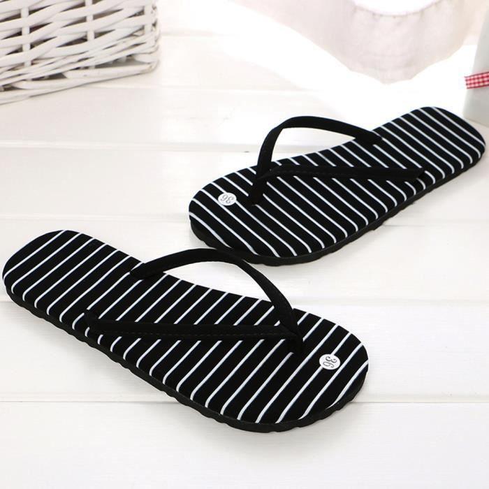 Pantoufle Et Napoulen D'été Femmes Intérieur Multicolore Chaussures Sandales Tongs Extérieur Les 8YYq7
