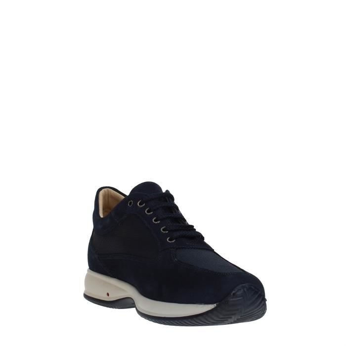 Soldini Sneakers Homme BLUE, 44