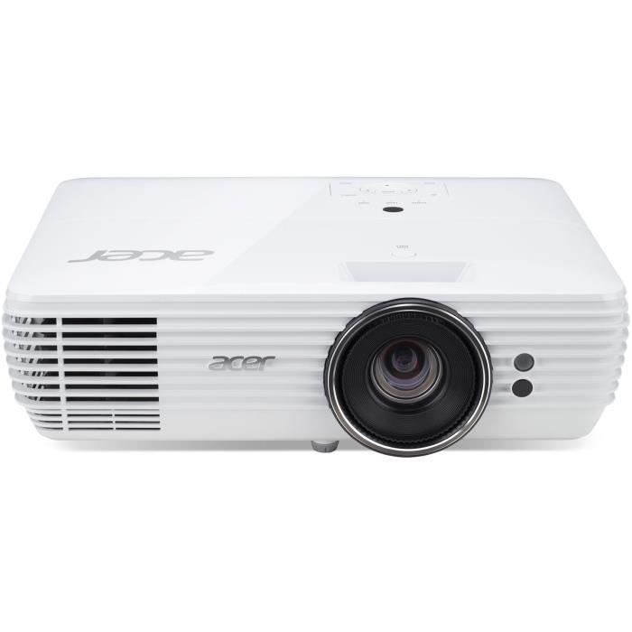 ACER M550-4K Vidéoprojecteur DLP UHD 4K - 2 900 ANSI Lumens