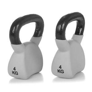 HALTÈRE - POIDS FYTTER Haltère Kettle-Bell 4kg- vendu à l'unité