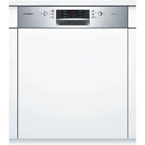 LAVE-VAISSELLE BOSCH SMI46AS04E - Lave vaisselle encastrable - 12