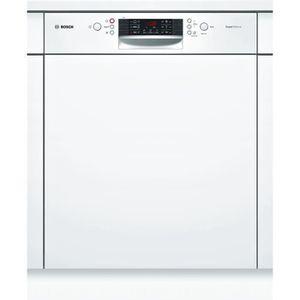 LAVE-VAISSELLE BOSCH SMI46AW04E - Lave vaisselle encastrable - 12