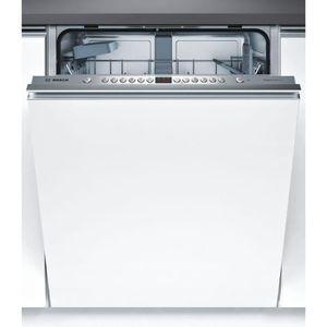 LAVE-VAISSELLE BOSCH SMV46AX04E - Lave vaisselle encastrable - 12